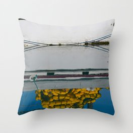 Fishing Nets - 4 Throw Pillow