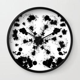 Rorsch 1 Wall Clock