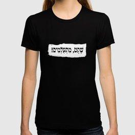 quiet we are ignoring T-shirt