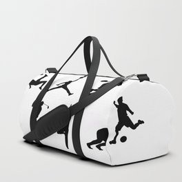 Sports silhouettes Duffle Bag