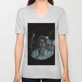 The Witch alternative poster Unisex V-Neck