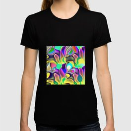 Abstract & colors 21 T-shirt