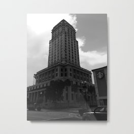 Gov and Cof Metal Print