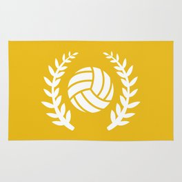 The Volleyball II Rug