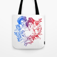 Little Whispers Tote Bag