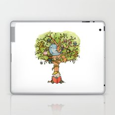 StoryTime Tree Laptop & iPad Skin