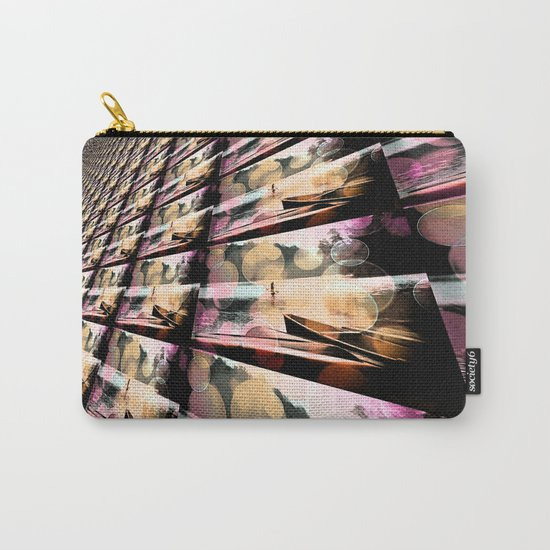 Silent Peace - Bold Carry-All Pouch