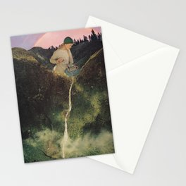 Mineral Spring Stationery Cards
