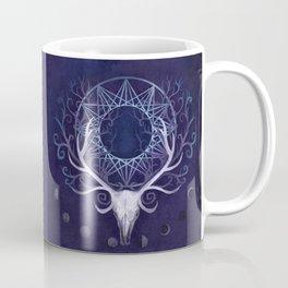 Season Of The Moon's Winter Fire Coffee Mug