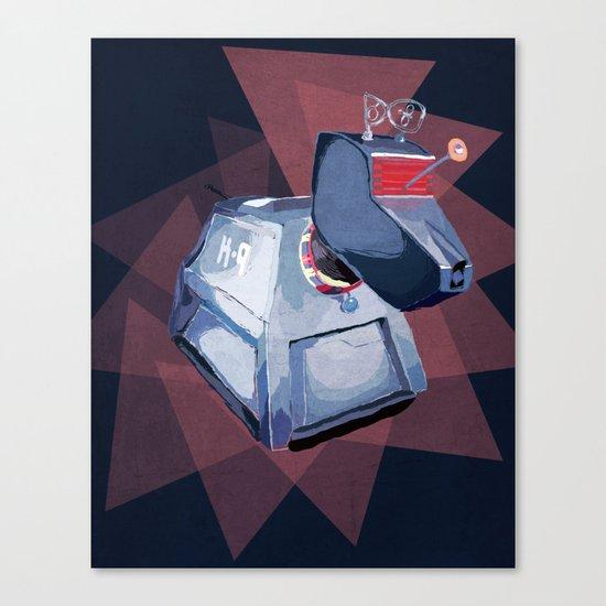 K-9 Canvas Print