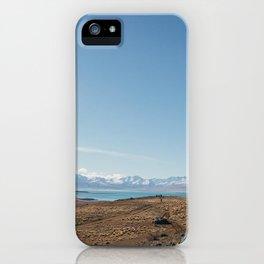 Lake Tekapo III iPhone Case