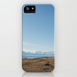 Lake Tekapo III iPhone Case