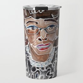 Maxine Waters Travel Mug