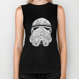 Stormtrooper: Another Drill (grey) Biker Tank