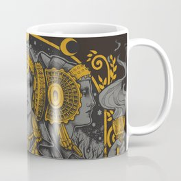 IBERIAN HECATE gray Coffee Mug