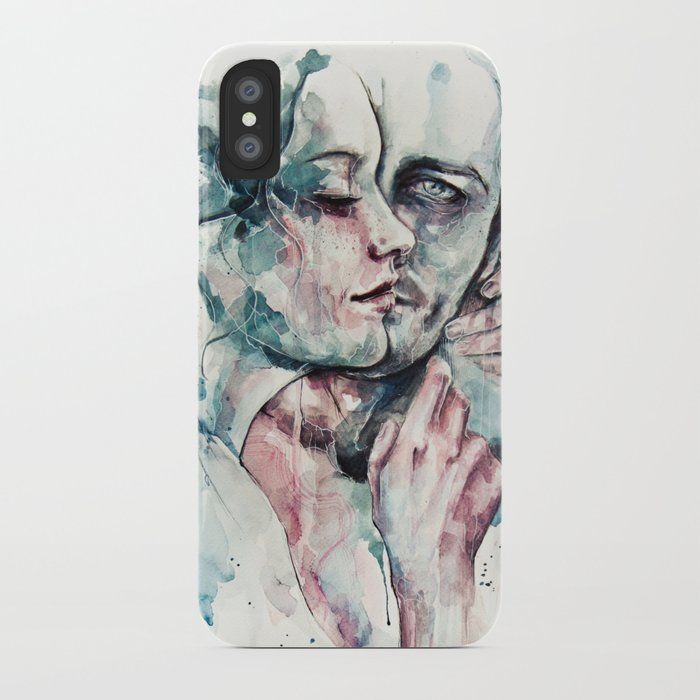 forever yours freckles iPhone Case