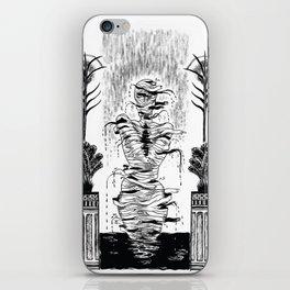 Unwrapped iPhone Skin