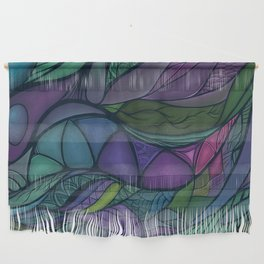 Flow of Time Wall Hanging