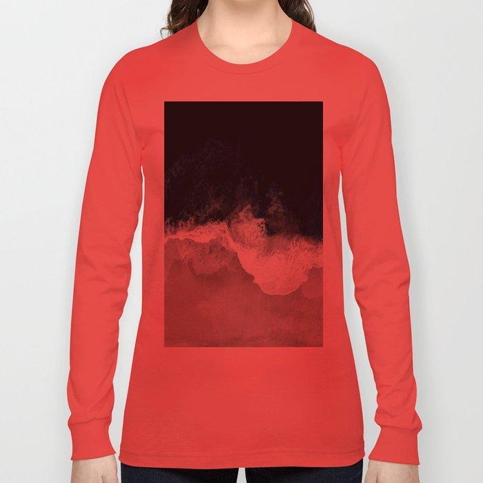Blue Sea Long Sleeve T-shirt