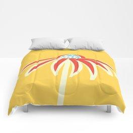 Summer flower Comforters