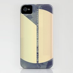 order, balance, rhythm & harmony Slim Case iPhone (4, 4s)