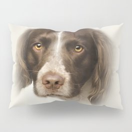 English Springer Spaniel Pillow Sham