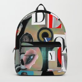 You Define Your Beauty Backpack