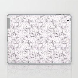 Fair Magnolias Laptop & iPad Skin