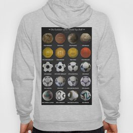 The World Cup Balls Hoody
