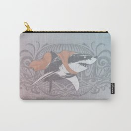 Fearless Creature: Whitey Carry-All Pouch