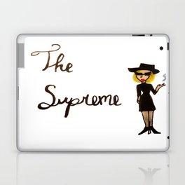 The Supreme Laptop & iPad Skin