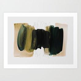 minimalism 3 Art Print