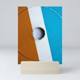 Hole Lot of Vinyl Mini Art Print