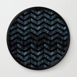 Abstract Wall Clock