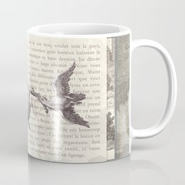 Fable of the Ducks and the Turtle Queen Coffee Mug