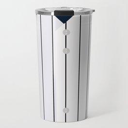 Baseball - NY Yankees Travel Mug