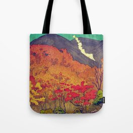 Autumn Baths in Kaanaii Tote Bag
