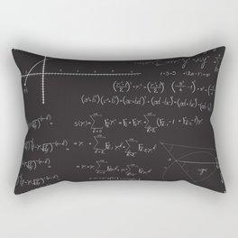 Mathematical seamless pattern Rectangular Pillow