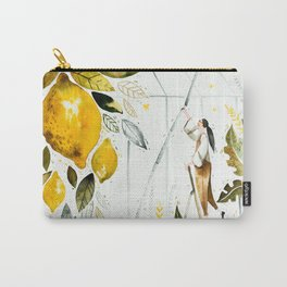 Lemon tree Carry-All Pouch