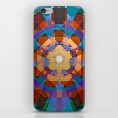 Square Explosion iPhone & iPod Skin