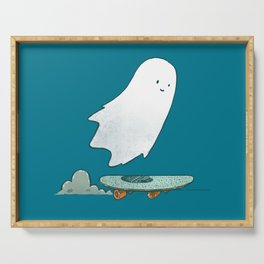 The Ghost Skater Serving Tray