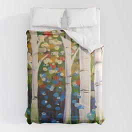 In Memory of Hannah Comforters