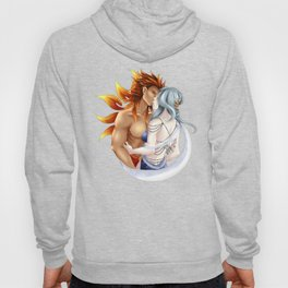Sun god Moon goddess Hoody