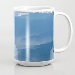 Mountains in Taiwan Coffee Mug
