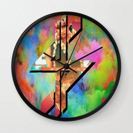 K$ Wall Clock
