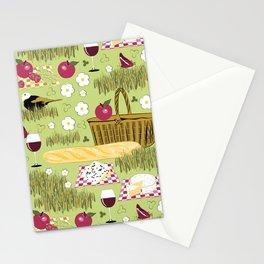 Déjeuner sur l'herbe Stationery Cards