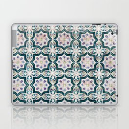 Portuguese Tiles Laptop & iPad Skin
