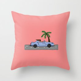 anything Throw Pillow