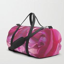 Pink Rose Bud Duffle Bag