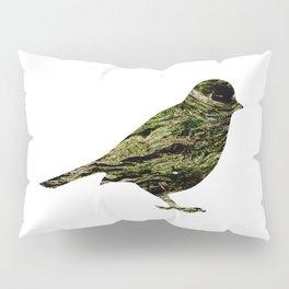 olive tree sparrow Pillow Sham